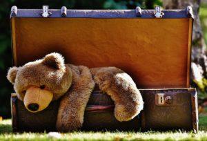große Teddybären