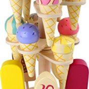 Legler small foot design Eisständer beweglich ca. 82 x 37 x 65 cm -