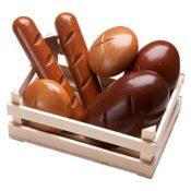 HABA 300564 - Kaufladen-Set Brot und Brötchen - 1